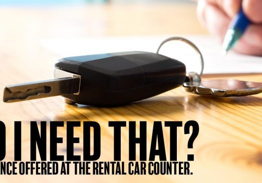Do I Need That Insurance Offered at the Rental Car Counter