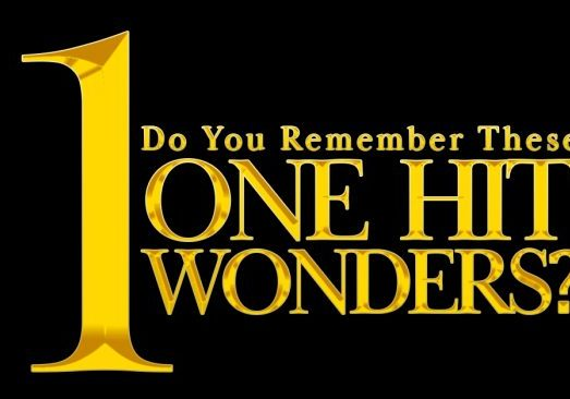 Do You Remember These _One Hit Wonders___